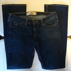Hollister Bootcut Jeans Size 3S (W 26 L 31)